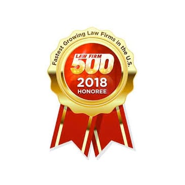 The Gibson Law Group Named Law Firm 500 Honoree